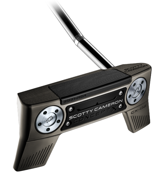 Picture of Scotty Cameron Concept CX-02 Putter