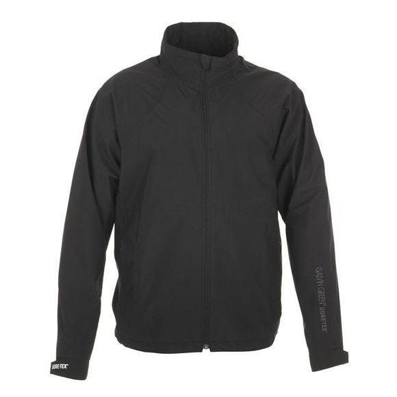 Picture of Galvin Green Mens Art Waterproof Jacket - Black