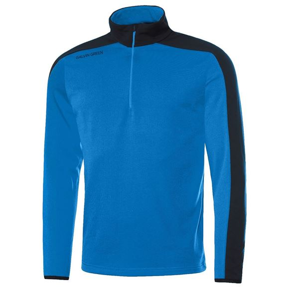 Picture of Galvin Green Mens Dex Insula Pullover - Kings Blue