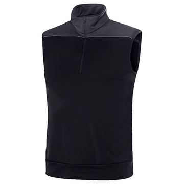 Picture of Galvin Green Mens Damon Insula Vest - Black/Iron
