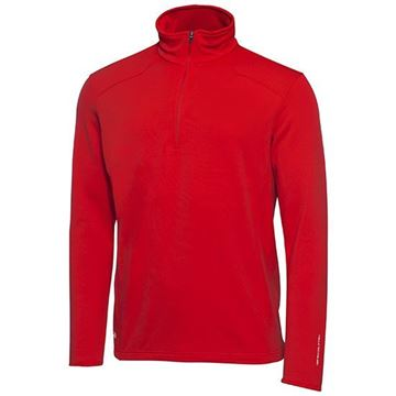 Picture of Galvin Green Mens Dwayne Insula Pullover - Red