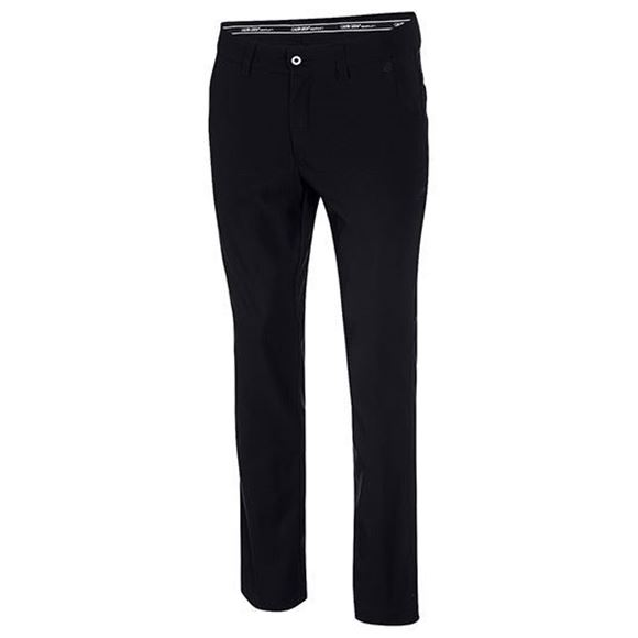 Picture of Galvin Green Mens Nash Trousers - Black