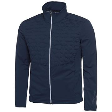 Picture of Galvin Green Mens Luke Interface Jacket - Navy