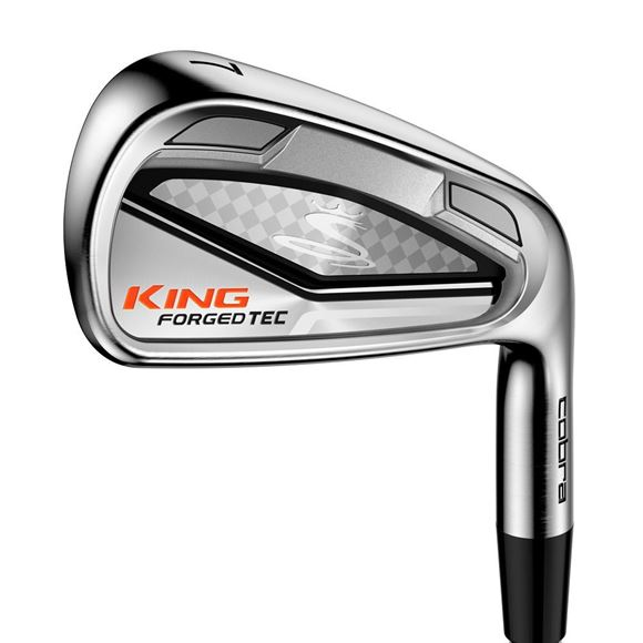 Picture of Cobra King Forged Tec Irons