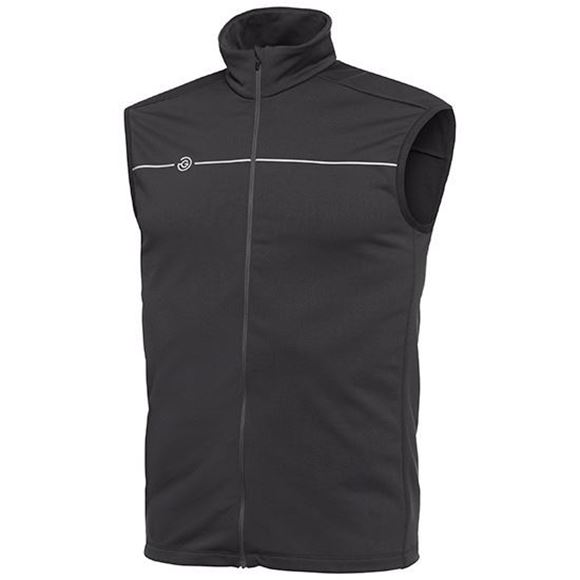 Picture of Galvin Green Mens Dane Insula Vest - Beluga