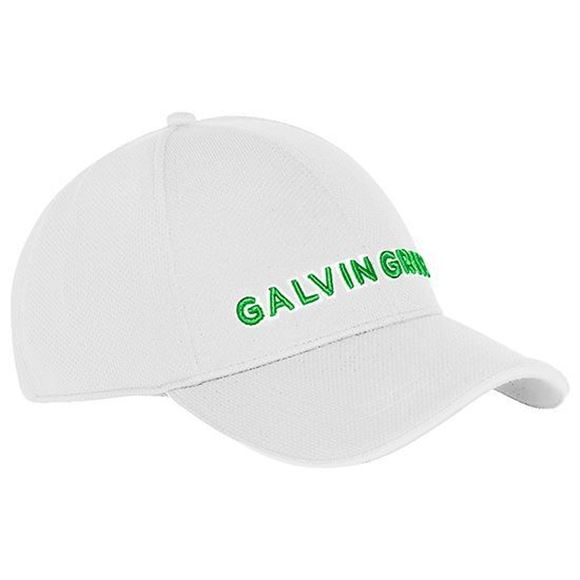 Picture of Galvin Green Mens Stone Cap - White