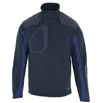 Picture of Galvin Green Mens Dash Insula Pullover - Navy