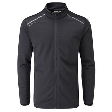 Picture of Ping Mens Norse PrimaLoft Fleece Jacket - Black