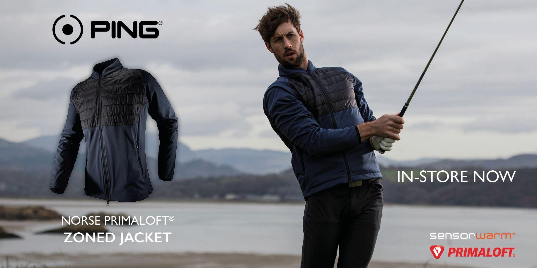 Ping Norse PrimaLoft Zoned Jacket