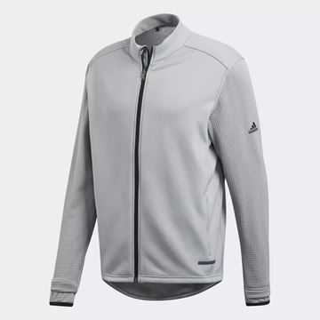 Picture of Adidas Mens Climaheat Jacket - Grey