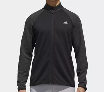 Picture of Adidas Mens Climawarm Pullover - Black