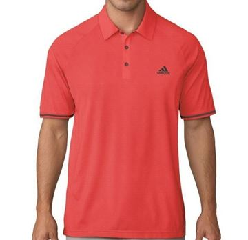 Picture of Adidas Mens Climacool Polo Shirt - Red