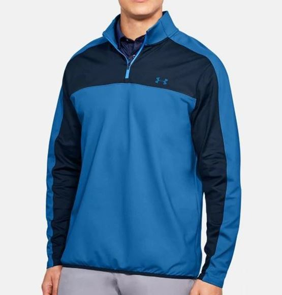 Picture of Under Armour Mens EU Midlayer - Blue