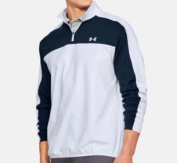 Picture of Under Armour Mens EU Midlayer - White/Black
