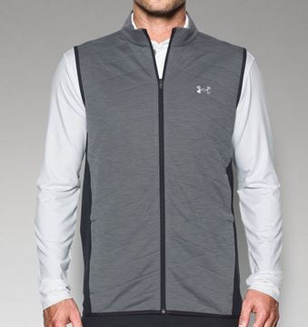 Picture of Under Armour Mens Cold Gear Reactor Vest - Grey