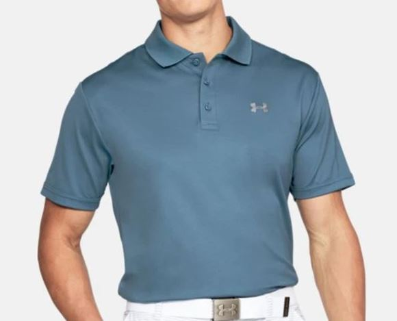 7b6f37db908 Performance Polo Shirt Blue - Next Day Delivery Golf Equipment
