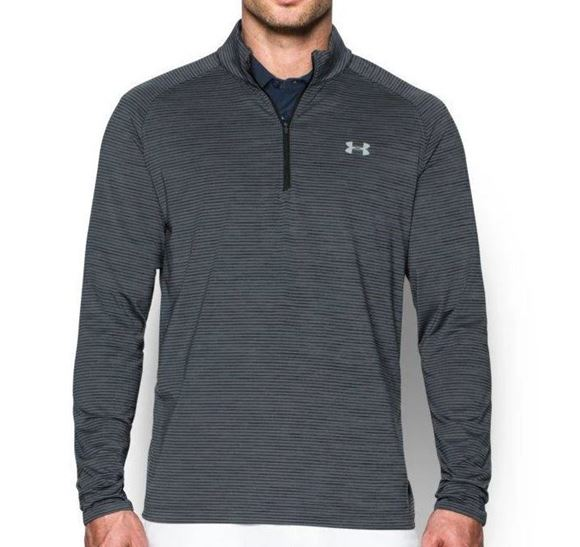 Picture of Under Armour Mens Playoff 1/4 Zip Pullover - 1298951-076