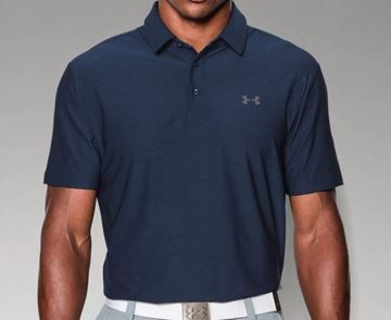 Picture of Under Armour Mens Playoff Polo Shirt - Navy