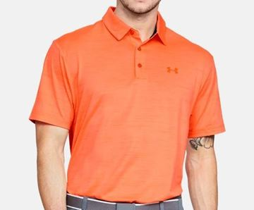 Picture of Under Armour Mens Playoff Polo Shirt - Orange