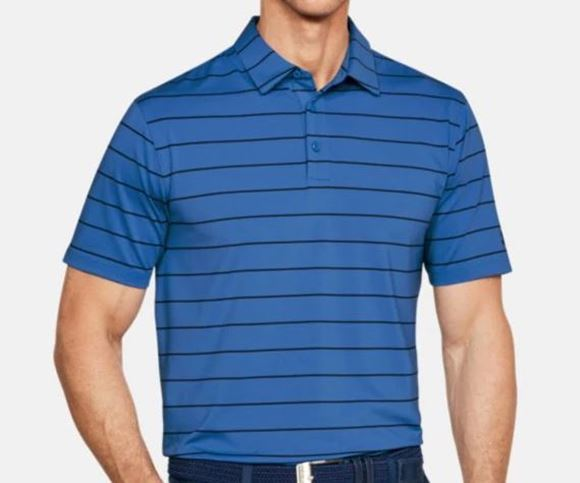 Picture of Under Armour Mens Playoff Polo Shirt - White
