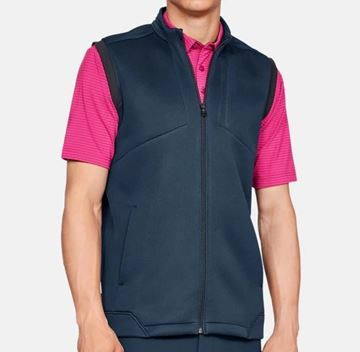 Picture of Under Armour Mens Storm Daytona Vest - Blue