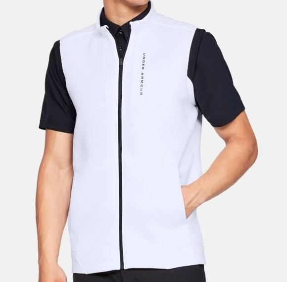 Picture of Under Armour Mens Storm Daytona Vest - White