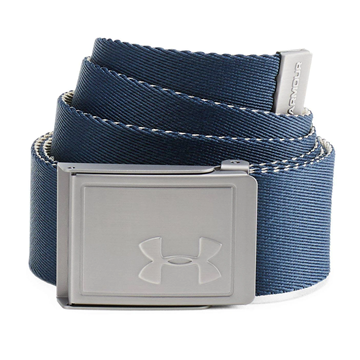 Picture of Under Armour Mens Webbing 2.0 Reversible Belt - 1305487-408