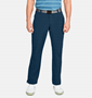 Picture of Under Armour Matchplay Tapered Trousers - Navy
