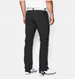 Picture of Under Armour Matchplay Tapered Trousers - Black