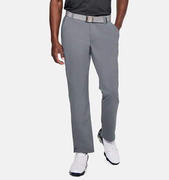 Picture of Under Armour Matchplay Tapered Trousers - Grey