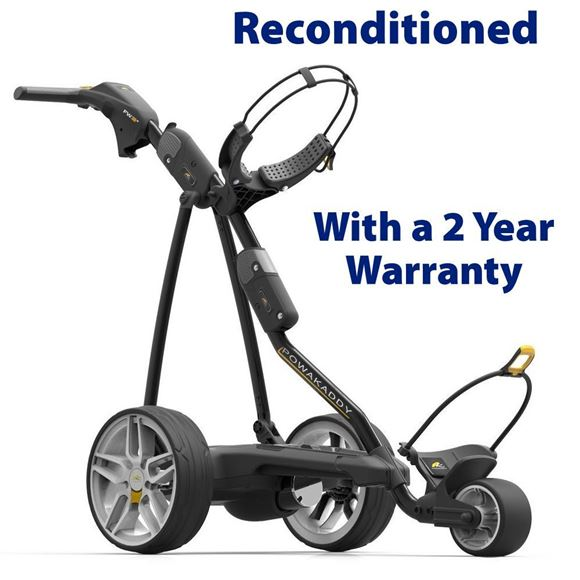 6c3f32280beb Picture of Powakaddy FW3s Electric Trolley - Reconditioned with 2 Yr  Warranty