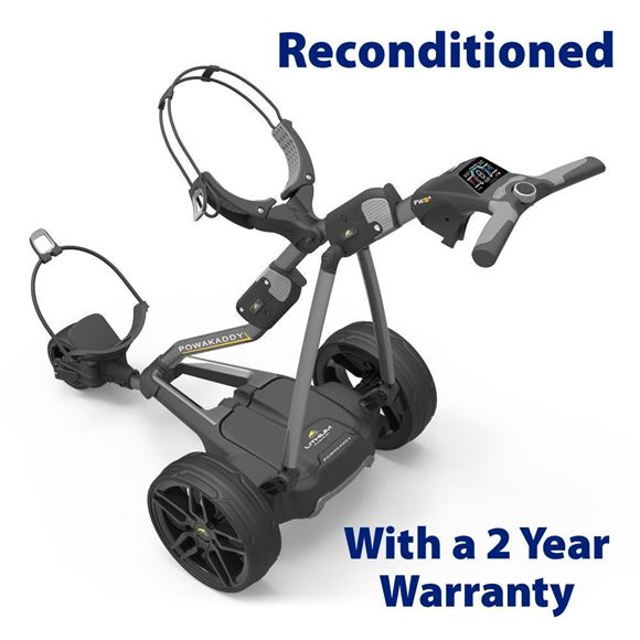 Picture of Powakaddy FW5s Electric Trolley -  Reconditioned with 2 Yr Warranty