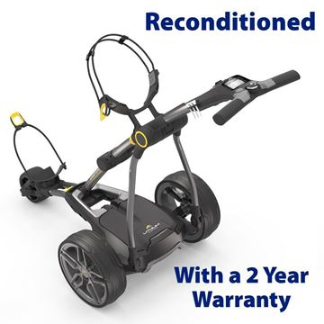 Picture of Powakaddy C2i Compact Electric Trolley -  Reconditioned with 2 Yr Warranty
