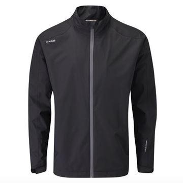 Picture of Ping Mens Anders Waterproof Jacket - Black