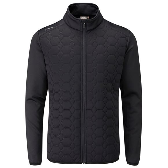 Picture of Ping Mens Thermal Sonic Jacket - Black