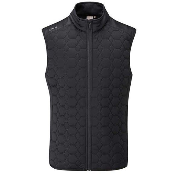 Picture of Ping Mens Thermal Sonic Vest - Black