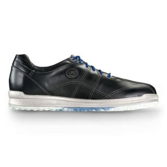 Picture of Footjoy Mens Versaluxe Golf Shoes - Black