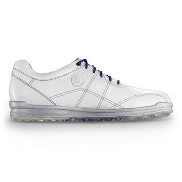 Picture of Footjoy Mens Versaluxe Golf Shoes - White