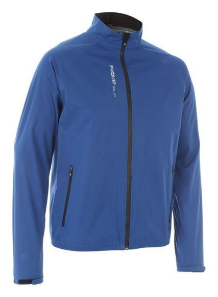 Picture of ProQuip Mens Tour-Lite Waterproof Jacket - Blue