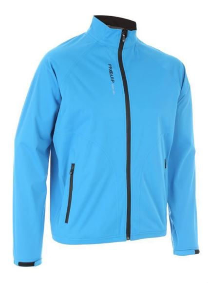 Picture of ProQuip Mens Tour-Lite Waterproof Jacket - Brilliant Blue