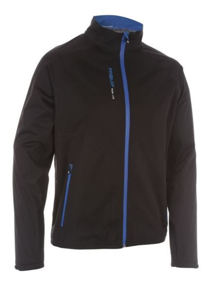 Picture of ProQuip Mens Tour-Lite Waterproof Jacket - Black
