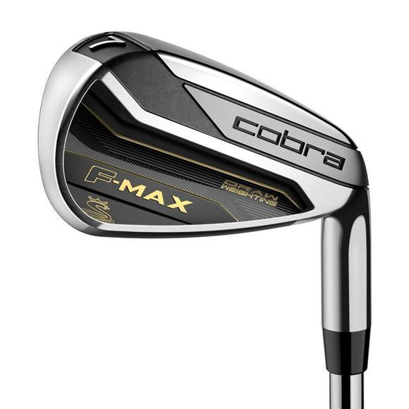 Picture of Cobra F-Max Irons - Steel