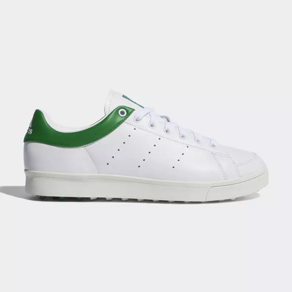 94491f9a2100 Adidas Adicross Classic Golf Shoes White - Next Day Delivery Golf ...