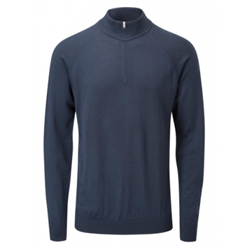 Picture of Ping Mens Dunbar Sweater - Navy