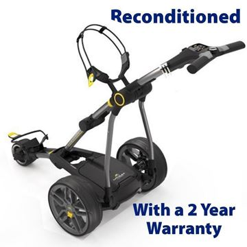 Picture of Powakaddy C2 Compact Electric Trolley -  Reconditioned with 2 Yr Warranty