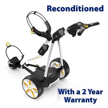Picture of Powakaddy FW5i Electric Trolley -  Reconditioned with 2 Yr Warranty