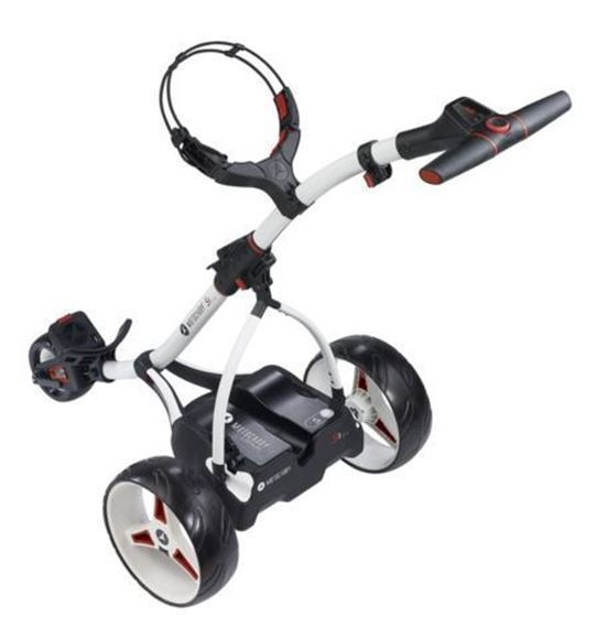 Picture of Motocaddy S1 DHC Electric Trolley