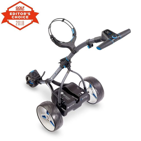 Picture of Motocaddy S5 Connect DHC Electric Trolley
