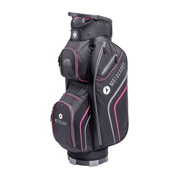 Picture of Motocaddy Lite-Series Golf Bag - Black/Pink