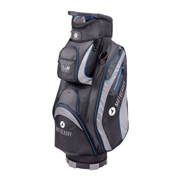 Picture of Motocaddy Club-Series Golf Bag 2019 - Black/Blue